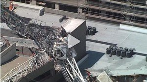 CNN Reports: Cranes are supposed to withstand 140 mph winds. So what caused the deadly Dallas crane collapse?