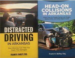 Two New Books From Attorney Frank Bailey