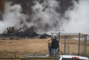 Arkansas Democrat-Gazette Reports: Arkansas Governor Says Cost to Douse Old Dump Fire Soars; Estimates Range Up to $37M