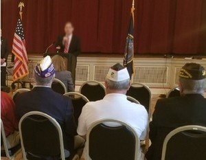 Veterans Health Care of the Ozarks, Veterans Town Meeting