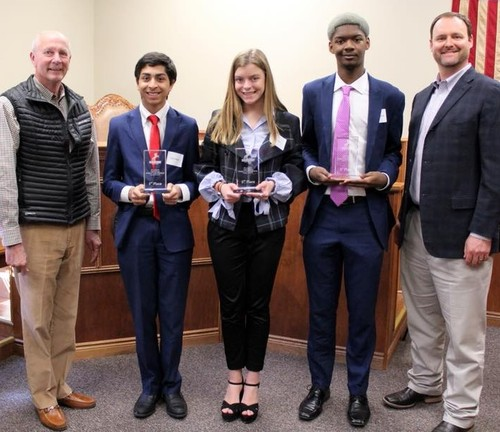 2018 HS Speech Competition